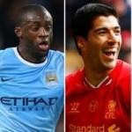 Bóng đá - NHA 2013/14: Suarez, Toure nhận nhiều điểm 10