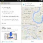 Công nghệ thông tin - Dùng Google Maps offline trên iOS, Android