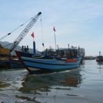 Tin tức trong ngày - Đà Nẵng: Ngư dân hạ thủy tàu tiền tỷ tiến ra Hoàng Sa