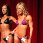 Thể thao - Người đẹp UFC Felice Ferrig thi bikini