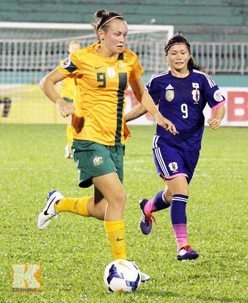 ĐT nữ Việt Nam: World Cup chỉ cách 1 trận đấu - 3