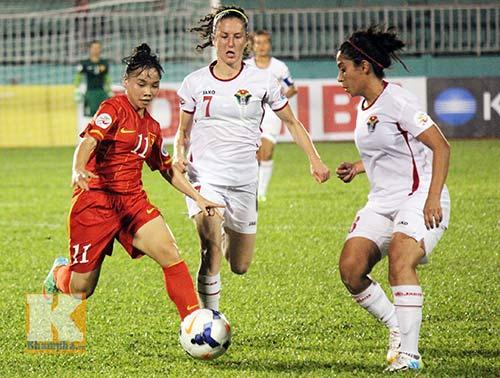 ĐT nữ Việt Nam: World Cup chỉ cách 1 trận đấu - 1