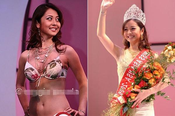 Ngắm hoa hậu Việt ở khoảnh khắc đăng quang - 7
