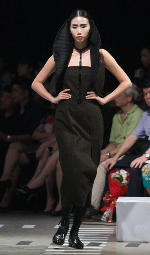 Tùng Dương làm vedette trên sàn diễn thời trang - 9