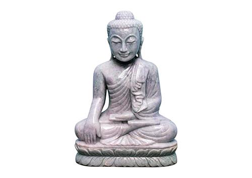 Vân Ngô đội nắng tìm Phật ngọc làm từ thiện - 4