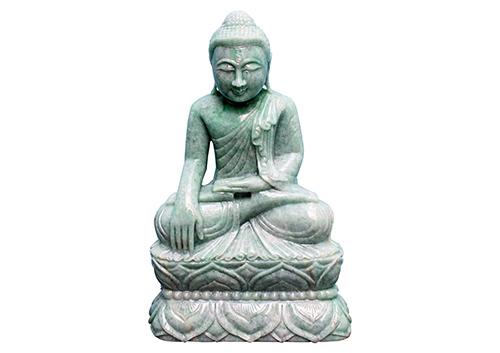 Vân Ngô đội nắng tìm Phật ngọc làm từ thiện - 5