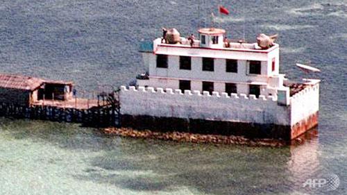 TQ thừa nhận xây dựng công trình trên đảo Gạc Ma - 1