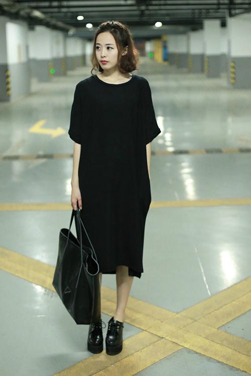 Chiếc váy che nắng hiệu quả cho đôi chân phái đẹp - 3
