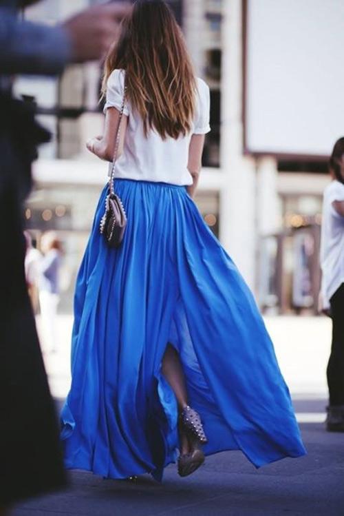 Chiếc váy che nắng hiệu quả cho đôi chân phái đẹp - 1