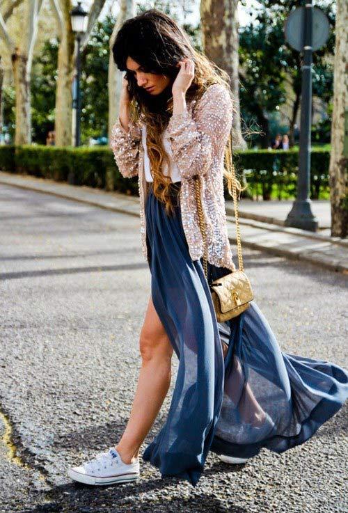 Chiếc váy che nắng hiệu quả cho đôi chân phái đẹp - 9