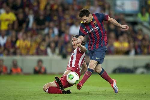 Atletico & 2 trận CK: Đừng là kẻ về nhì vĩ đại - 1