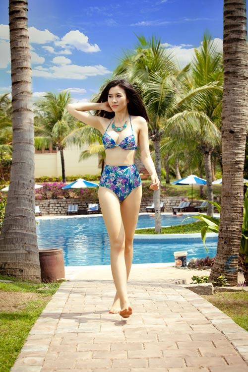 4 kiểu bikini hợp mốt cho mùa hè 2014 - 1