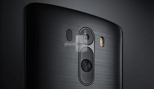 LG G3 tiếp tục lộ ảnh báo chí, kích thước siêu mỏng - 1