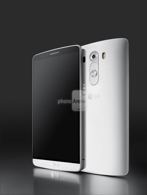 LG G3 tiếp tục lộ ảnh báo chí, kích thước siêu mỏng - 2