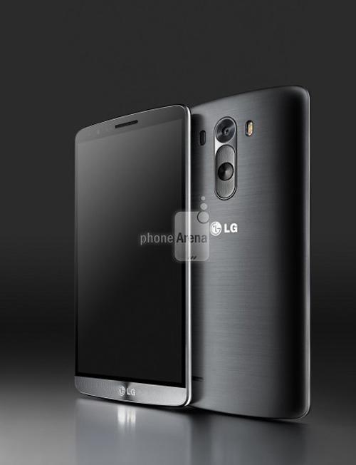 LG G3 tiếp tục lộ ảnh báo chí, kích thước siêu mỏng - 3