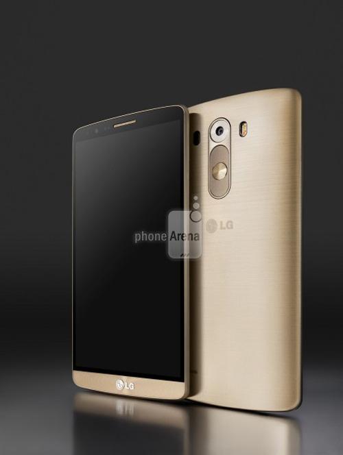 LG G3 tiếp tục lộ ảnh báo chí, kích thước siêu mỏng - 4