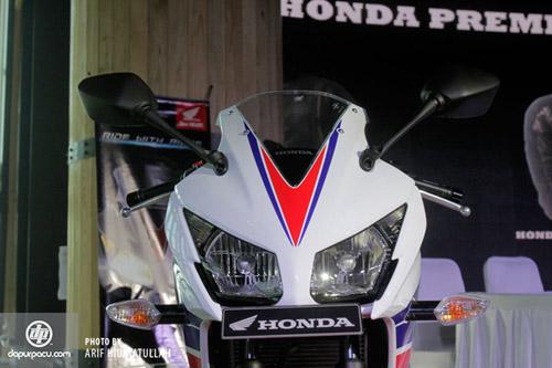 Honda ra mắt CBR250R 2014 siêu tiết kiệm nhiên liệu - 5
