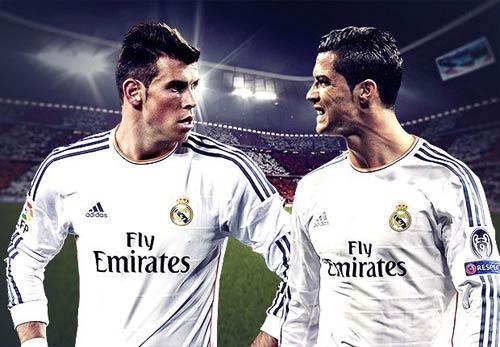 Real: Hai niềm hy vọng bên cạnh Ronaldo - 1