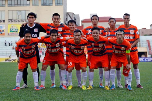 """V.Ninh Bình: """"Méo mặt"""" sau chiến công ở AFC Cup - 1"""