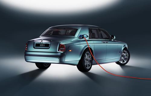 Rolls-Royce EV sắp được sản xuất - 1