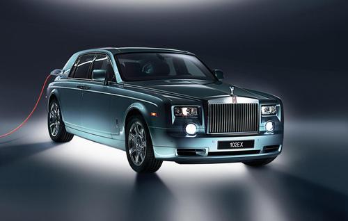 Rolls-Royce EV sắp được sản xuất - 2