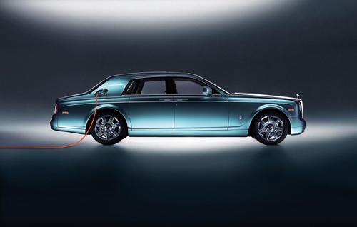 Rolls-Royce EV sắp được sản xuất - 3