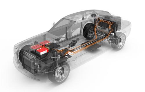 Rolls-Royce EV sắp được sản xuất - 9