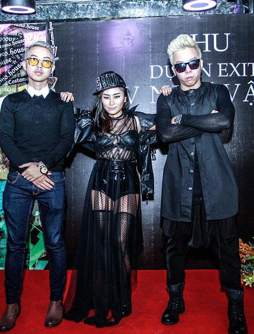 Choáng với phiên bản Lady Gaga xứ Việt - 3