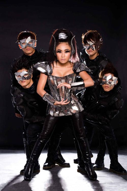 Choáng với phiên bản Lady Gaga xứ Việt - 6