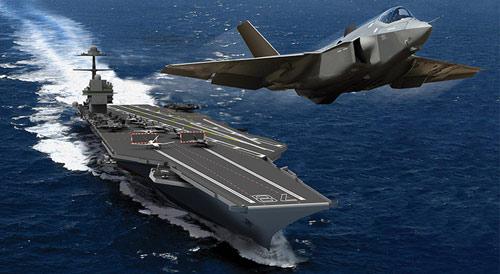 5 vũ khí của Mỹ khiến Trung Quốc khiếp sợ - 1