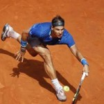 Thể thao - Nadal - Simon: Thế trận căng thẳng (V2 Rome Masters)