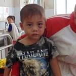 An ninh Xã hội - Bé trai ba tuổi bị cha dượng đánh dã man