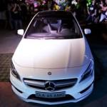 Ô tô - Xe máy - Cận cảnh Mercedes-Benz CLA-Class vừa ra mắt tại Việt Nam