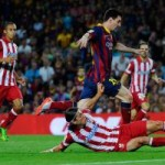 """Bóng đá - Atletico công khai kế hoạch """"bắt chết Messi"""""""