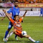 """Bóng đá - V.Ninh Bình: """"Méo mặt"""" sau chiến công ở AFC Cup"""