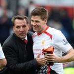 """Bóng đá - World Cup còn 29 ngày: Liverpool """"tranh"""" Gerrard với ĐT Anh"""