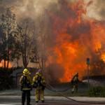 Tin tức trong ngày - Mỹ: 20.000 người phải di tản vì cháy rừng