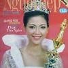 Ngắm hoa hậu Việt ở khoảnh khắc đăng quang
