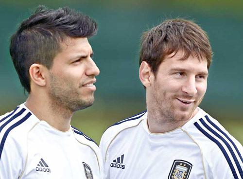 Ngôi sao World Cup: Aguero sẽ sáng hơn Messi? (5) - 1