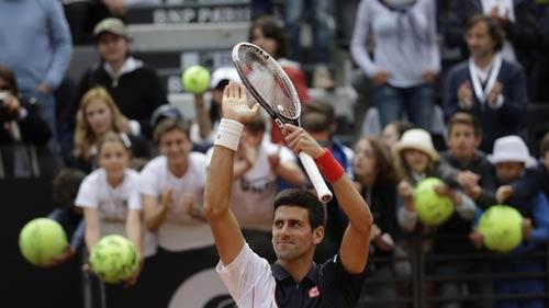 Djokovic – Kohlschreiber: Trở lại ngoạn mục (V3 Rome Masters) - 1