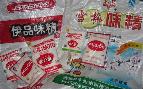 Hàng thải loại, nhiễm độc Trung Quốc tràn lan chợ Việt - 9