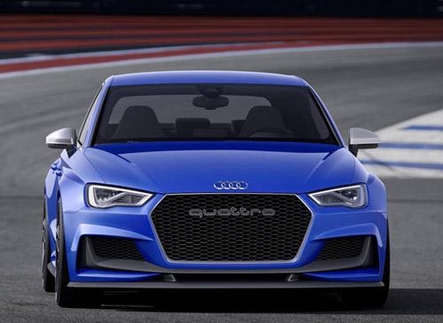 Audi A3 Clubsport Quattro: Mạnh như siêu xe - 2