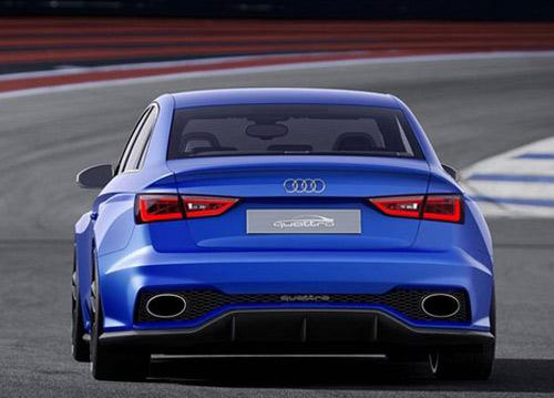 Audi A3 Clubsport Quattro: Mạnh như siêu xe - 3