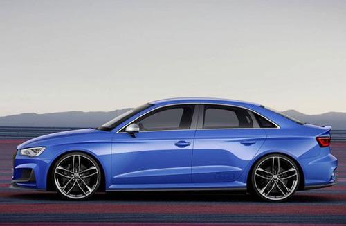 Audi A3 Clubsport Quattro: Mạnh như siêu xe - 4