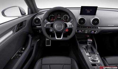 Audi A3 Clubsport Quattro: Mạnh như siêu xe - 5