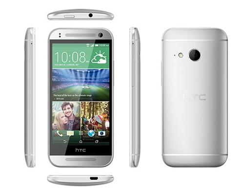 HTC One Mini 2 chính thức ra mắt, camera 13MP - 3