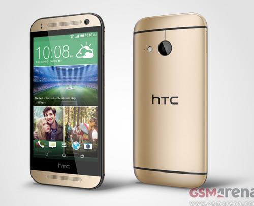 HTC One Mini 2 chính thức ra mắt, camera 13MP - 1