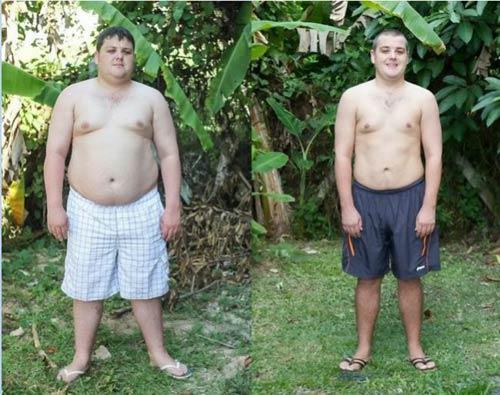 Thái Lan: Bị cấm xuất cảnh vì giảm cân quá nhanh - 1