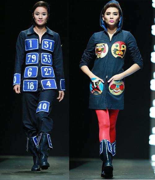 Tuần lễ thời trang Việt: Những điều còn tồn tại! - 3