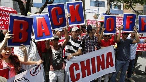 Dân Philippines sát cánh cùng Việt Nam phản đối TQ - 1